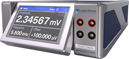 New precision current source and precision voltage source - MeasureReady 155