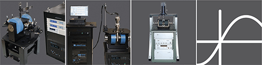 Material characterization products